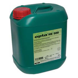 """Högpresterande kylning smörjmedel """"HE 500"""" - 5/10 liter - OPTA®"""