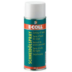 Schneidöl-Spray - 400ml - E-COLL