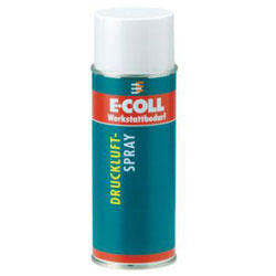 Druckluftspray - 400ml - E-COLL