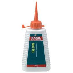 Talkum 50g/ 500 g - Flasche/ Streudose - E-COLL