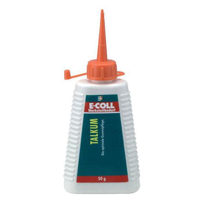 Talkum - E-COLL - Silikonfrei - 50g/ 450 g - Flasche/ Streudose