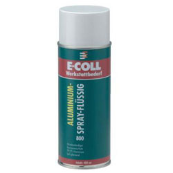 Aluminium-Spray 800 - 400 ml - E-COLL