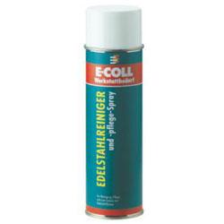 Edelstahlreiniger und -pflege-Spray - 400 ml - E-COLL