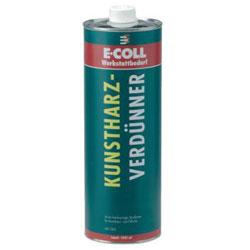 Kunstharzverdünner - 1 litra - E-COLL