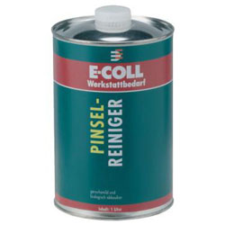 Brush Cleaner - 1 liter - E-COLL