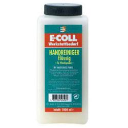 Handrengöringsmedel vätska - 1 liter - E-COLL