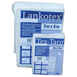 "Cover - ""Tex-Tarp"" / ""Lankotex"" - various types."