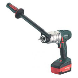 "Cordless Drill - ""BS 18 LTX Quick X3"" - including 2 batteries -. Metabo®"