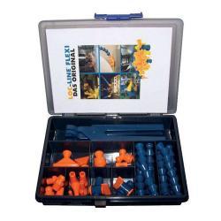 """Gamma di tubi flessibili per refrigerante 1/4 """"o 1/2"""" - Flexi-Box - LOC-LINE® - Prezzo per set"""
