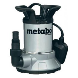 "Submersible Pump - ""TPF 6600 SN"" - 450 watt - platt suger - METABO®"
