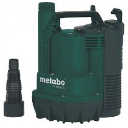 """Clear water submersible pump """"TP 12000 SI"""" - 600 watts - METABO®"""