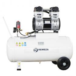 Kompressor - 8 bar - 200 l/min. - 50 L - ölfrei - leise - 1,5 kW-230V