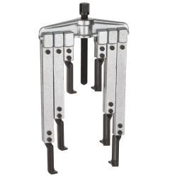 KRALLEX Universal-Abzieher - Easy-Fix Sets - 2-armig - Spannweite 20 bis 130 mm