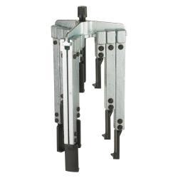 KRALLEX Universal-Abzieher - Easy-Fix Sets - 3-armig - Spannweite 20 bis 130 mm