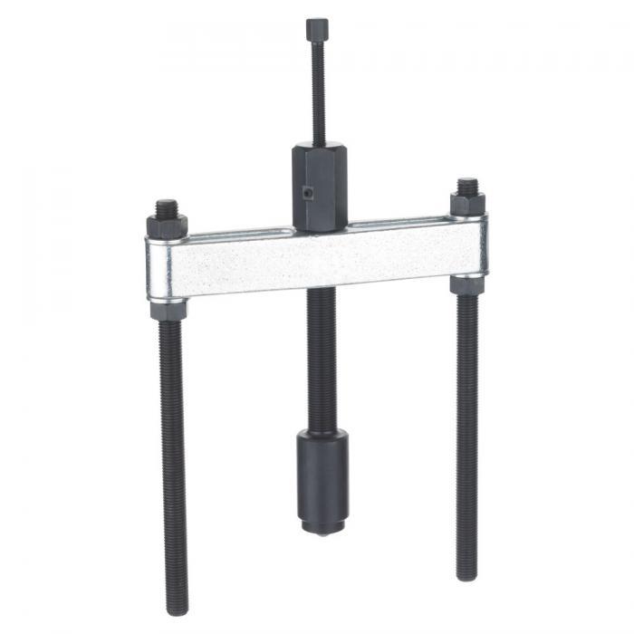 Abziehvorrichtung - für Trennmesser - mit Fetthydraulikspindel
