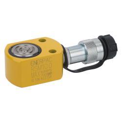 Kurzhubzylinder - hydraulisch - mit Federrückzug - max. Betriebsdruck 700 bar