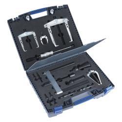 Innenauszieher- und Abzieher-Set - enthält Auszieher, Gegenstütze, Abzieher, Gleithammer