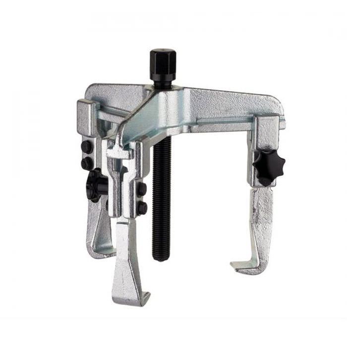Universalabzieher mit Schnellspannmuttern (3-Armig) - Spannweite 20 - 200 mm