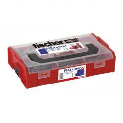 De SX plug lådor med FISCHER - innehåll 210 delar - SX Universal Plug med eller utan skruvar