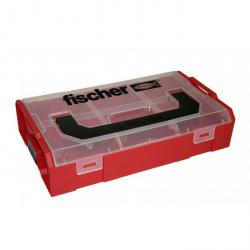 FIXtainer empty - 6 compartments - plastic