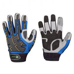 """Fritid Glove """"Timberman"""" - fotled och fingerskydd - konstläder - storlek 7-11"""