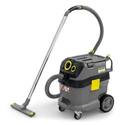Wet / dry vacuum cleaner NT 30/1 Tact Te L - with crevice nozzle - 30 l container capacity - 1380 W
