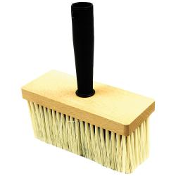 Deep ground brush - length 170 mm - width 70 mm - Silverpren bristles - wooden back