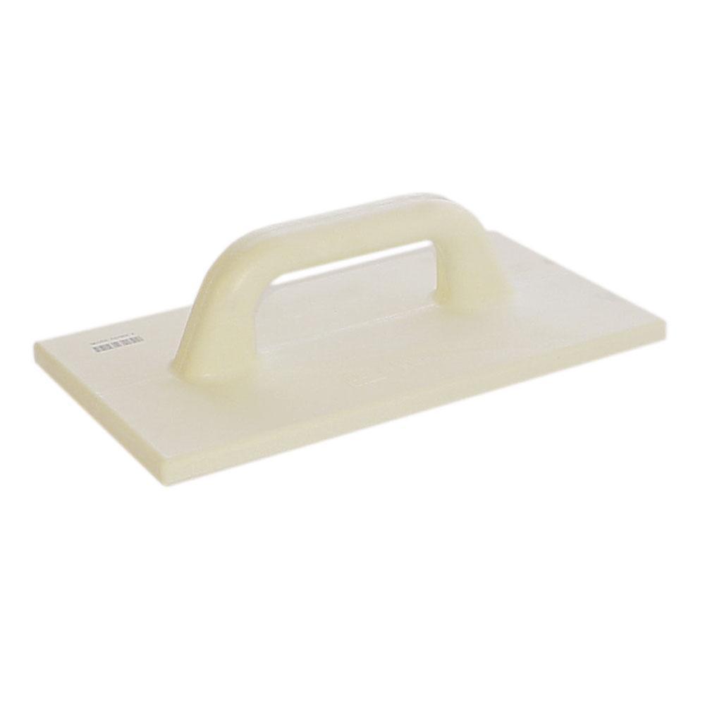 Polyurethan-Reibebrett - symetrische Form - Blattlänge 240 mm bis 415 mm - Blattbreite 120 mm bis 220 mm