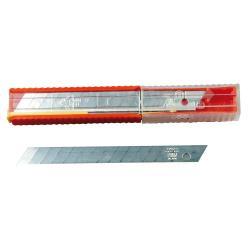 Brytbare bladstrimler - 5 deler - bredde 18 mm - takkant
