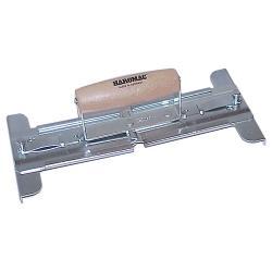 Plattenheber mit Holzgriff - Platten-Seitenlänge 300 mm bis 500 mm - schwere Ausführung