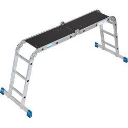 STABILO ledad universalstege - 4 x 3 steg - med multiboard-set