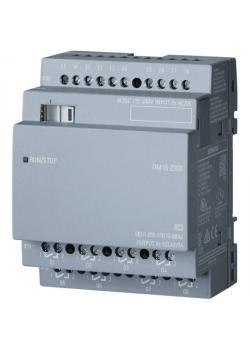 Erweiterungsmodul LOGO! - Betriebsspannung 115 V AC, 230 V AC - Dauerstrom 5 A bei ohm. Last