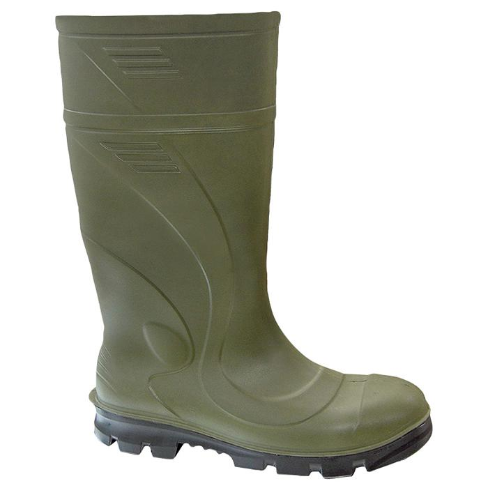 """PU-Stiefel S5 """"Vosso"""" - aus Polyurethan - Größen 38 bis 47 - Gewicht 1,9 kg / Paar"""