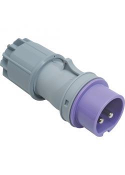 SIROX® CEE-Stecker - 2-polig - mit Sonderspannung 24 V - Nennstrom 16 A - Schutzart IP 44