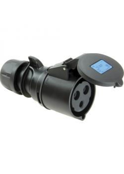 SIROX® CEE socket - 3 pole - Voltage 230 V - rated current 16 and 32 A - IP 44
