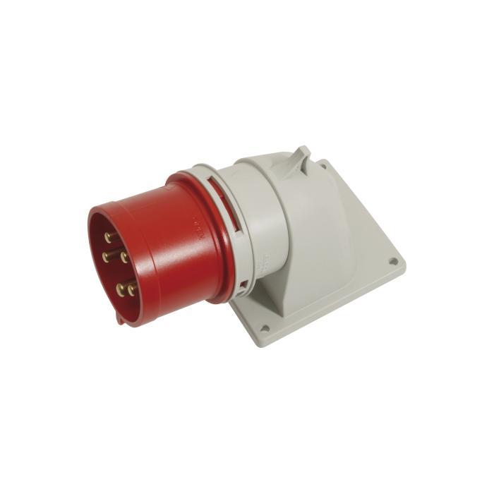 SIROX® CEE-Anbaugerätestecker - Winkel - 5-polig - Nennspannung 400 V - Nennstrom 16 bzw 32 A - Schutzart IP 44
