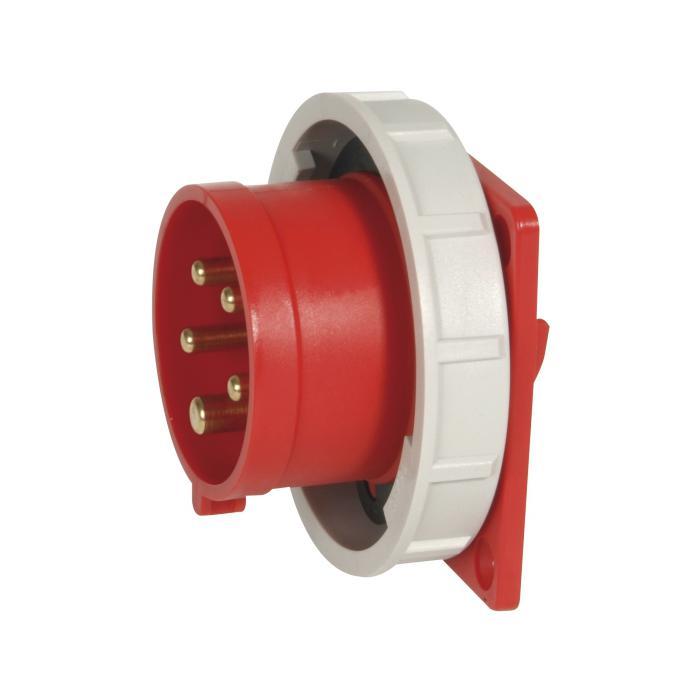 SIROX® CEE-Anbaugerätestecker - 5 - polig - Wasserdicht - Nennspannung 400 V - Nennstrom 16 bis 125 A - Schutzart IP 67