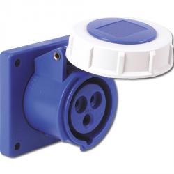 SIROX® CEE-Anbaudose - 3-polig - Nennstrom 230 V - Schutzart IP 67