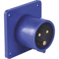 SIROX® CEE-Anbaugerätestecker - 3-polig - Nennspannung 230 V - Schutzart IP 44