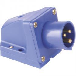 SIROX® CEE-Wandgerätestecker - 3-polig - Nennspannung 230 V - Schutzart IP 44