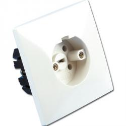 Perilex UP-Steckdose - 3-polig - Nennspannung 230 / 400 V - Nennstrom 16 A