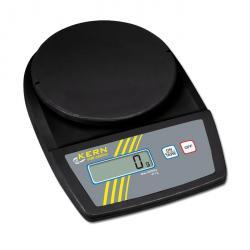Schulwaage - max. Wägebereich 500 g - Black Edition