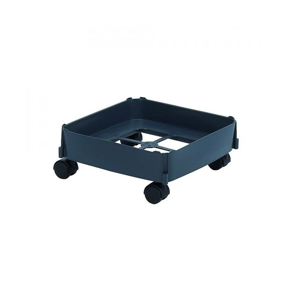 Carriages - soft or hard floors - for Graf® multi-purpose containers 90 l