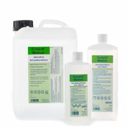 Snabbdesinfektion - Curacid® Medical - alkoholfri - Innehåll 500 ml, 1 eller 5 l