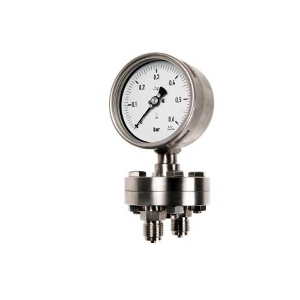 Differenziale - misurazione fino a 25 bar - pressione di tipo differenziale VA NG 90