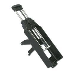 2K-Handpresse - Kartuschenlänge 219 mm - für hochviskose Medien (Epoxy), Mischverhältnis 1:1