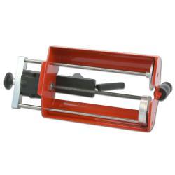 2K-Handpresse - Kartuschenlänge 217 mm - für hochviskose Medien (Epoxy), Mischverhältnis 1:1