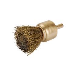 Brush Brush - gnister - ledning, korrugert - diameter 26 m - skaftdiameter 6 mm