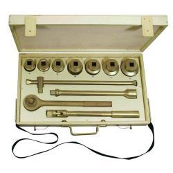 """laterali azionamento 3/4 """"quadri - - cricchetto box - scintille a cricchetto, inserti estensione"""