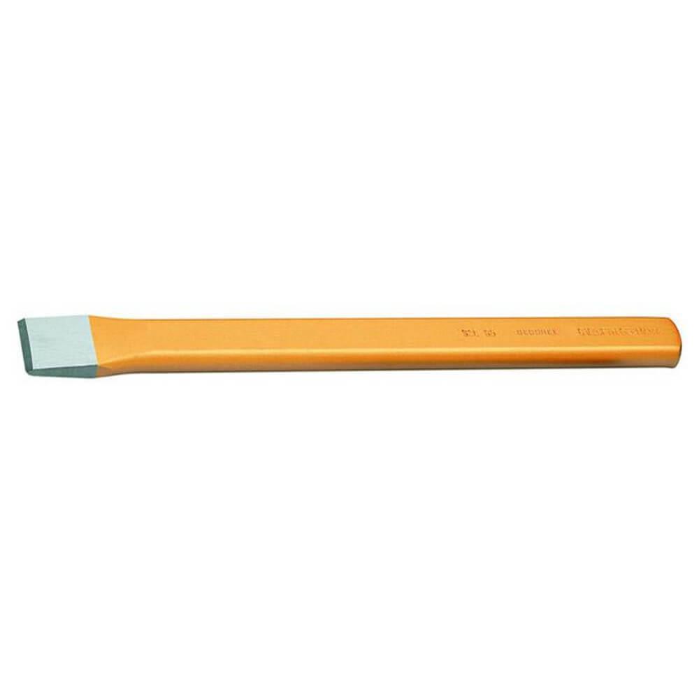 Flachmeißel - flachoval - Länge 100 bis 500 mm - aus 45CrMoV7